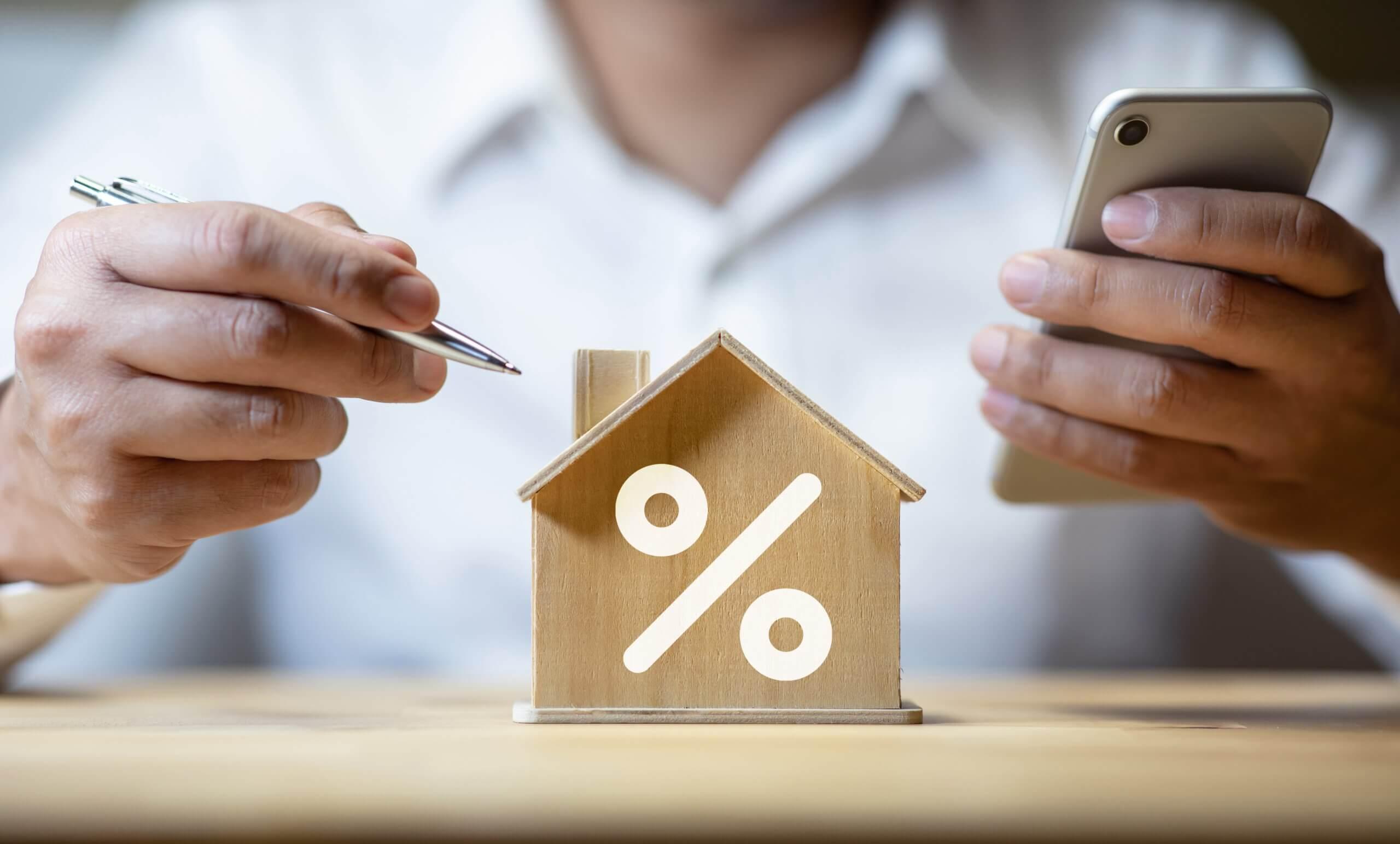 איך משפיע אחוז המימון על גובה ריבית המשכנתא?